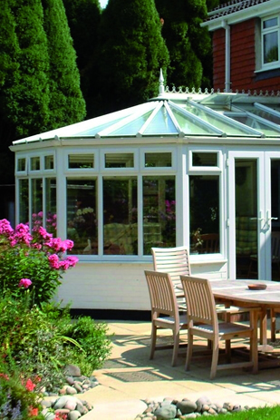 Choosing a conservatory