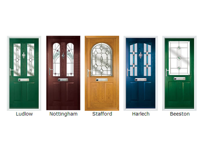 Composite Doors Oxfordshire | Thame Double Glazing