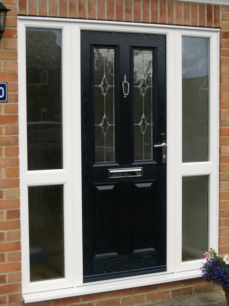 Front Entrance Doors Oxfordshire Thame Double Glazing