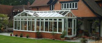 bespoke conservatories oxfordshire