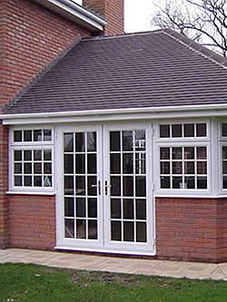 conservatories oxford