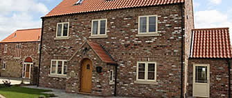 Wooden Timber Windows oxford