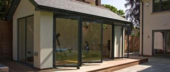 bi fold doors oxfordshire