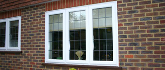 leaded light windows oxfordshire