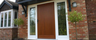 front and entrance doors oxfordshire