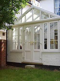 gable conservatories Oxford