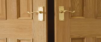 Timber Doors oxford