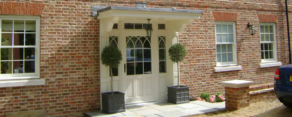 Double glazing Oxfordshire from Thame Double Glazing